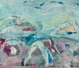 הציור: דבורה פלדש